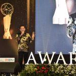 DPR RI Raih Penghargaan Indonesia Digital Initiative Awards 2019