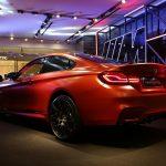 Tampilan Perdana BMW M4 Competition