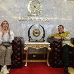 Ngevlog Bareng Jedar, Bamsoet Sosialisasikan Empat Pilar MPR RI