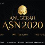 Telah Dipilih 100 Nomine Anugerah ASN 2020