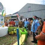 Mitigasi Bencana Sosial, Kemensos Resmikan Tugu Keserasian Sosial Di Tangerang