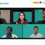 Membongkar Tren Digital Media 2021 Bersama Pakar di Siberkreasi Hangout Online